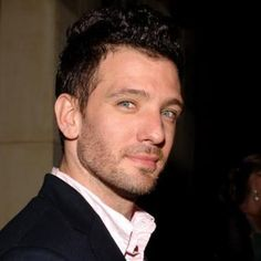 JC Chasez. My N*SYNC crush from back in the day! Great to see that he's aged so well.