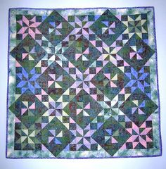 A Mystery Quilt 2003