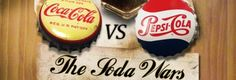 COOL INTERACTIVE INFOGRAPHIC: COKE VS. PEPSI