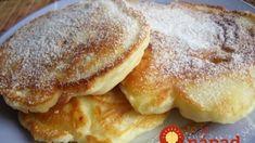 Najlepšie hrnčekové cesto na lievance: Potrebujete len 1 hrnček, 2 jablká a základné prísady – odporúčam zdvojnásobiť dávku! Always Hungry, Kefir, What To Cook, Cakes And More, Crepes, Pancakes, Food And Drink, Menu, Yummy Food