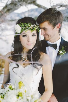 An All-White Winter Wonderland from Gideon Photography. Snow Wedding, Wedding Looks, Dream Wedding, Wedding Things, Wedding Stuff, Creative Wedding Photography, Bridal Photography, Wedding Portraits, Wedding Photos
