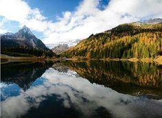 Poster & Download: Bergsee Alpen österreich Berge Kategorien: landschaften, bergsee, alpen, österreich, berge