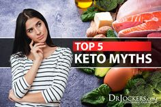 Top 5 Keto Myths that Most People Believe