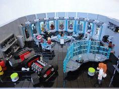 LEGO Lab Iron man                                                                                                                                                                                 More