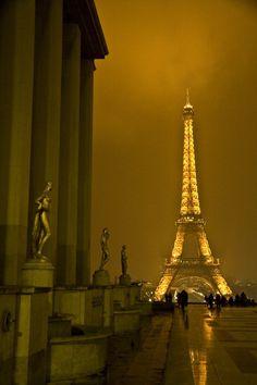 My dream vacation - in Paris! Ellin lisäämä