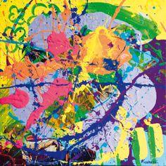 Una felicità paradossale 5 Plate Art, Abstract, Surface, Textiles, Amazing, Artwork, Pattern, Painting, Kunst