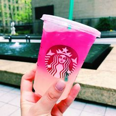 OMG, Someone Created Starbucks Unicorn Lemonade