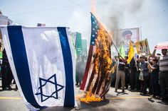 "Iran's Quds Day: Death to America, Death to Israel  Annual exuberant celebration of ""Death to Israel/America Day""  NOT postponed while signing agreement for peaceful use of nuclear power even for propriety's sake."