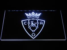CA Osasuna LED Neon Sign