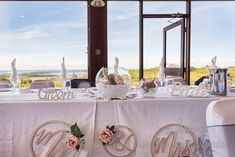 Top table and view across Poole harbour at Isle of Purbeck Golf Club wedding reception Wedding Car, Wedding Reception, Wedding Venues, Couple Shots, Church Ceremony, Wedding Breakfast, Beautiful Wife, Newlyweds, Photo Booth