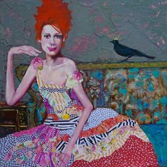 Nancy Rhodes Harper - Artists - Atelier Gallery