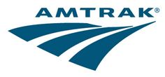 Amtrak train logo