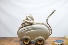 Streamline Giordani Vintage Baby Carriage-apartmenttherapy.com