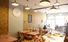 Social Pantry Cafe - maybe for Brunch or Breakfast in Clapham