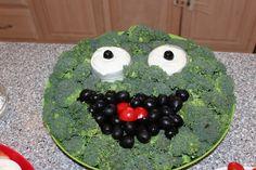 Oscar veggie platter
