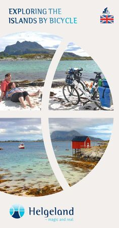 Explore the island by bicycles Tromso, Lofoten, Norway Travel, Fishing Villages, Trip Planning, Arctic, Surfboard, Adventure Travel, Maps