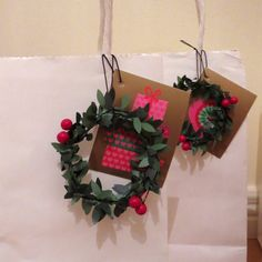 Cristmas giftwrapping