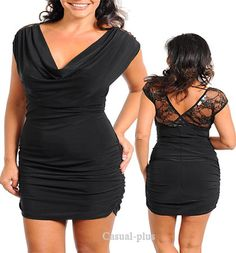 Casual Plus Fashion trendy dresses for Junior Plus size -- Uh oh... I think I'm in trouble... everything is so inexpensive!!!