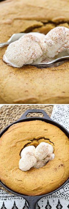 This Pumpkin Cake wi