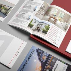 Catalogues, leaflets, price list for OKNA DEBOW company Window Factory, Pvc Windows, Leaflets, Price List, Catalog, Polaroid Film, Marketing, Brochures, Flyers
