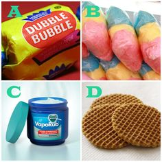 Which childhood smell are you most fond of?