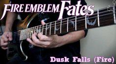 Dusk Falls (Fire) [Metal Cover] - Fire Emblem Fates