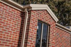 Extruded Bricks : Karinya Blend Brick Pavers, Red Bricks, Facade, New Homes, Exterior, Outdoor Decor, Home Decor, Decoration Home, Room Decor