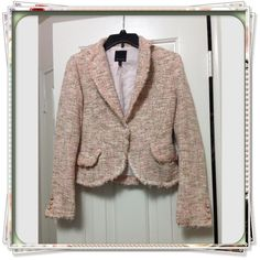REDUCED‼️Exclusive The Limited Pink/Salmon Jacket Great Condition, Cozy,see pictures for more details, feel free to ask questions/offers✅,old price 60 The Limited Jackets & Coats