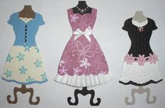 All Dressed UP by Nan Cee's - Cards and Paper Crafts at Splitcoaststampers