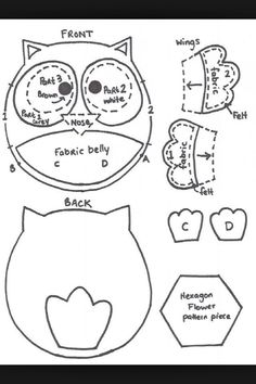 Images Of Owls Clipart Black And White Owl Clip Art