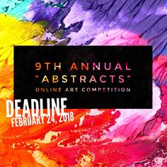 LIGHT SPACE TIME ONLINE ART GALLERY 9TH ANNUAL ABSTRACTS COMPETITION