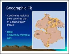 "FREE SCIENCE LESSON – ""Introduction to Continental Drift and Plate Tectonics"" - Go to The Best of Teacher Entrepreneurs for this and hundreds of free lessons.  7th - 10th Grade    #FreeLesson    #Science    http://thebestofteacherentrepreneursmarketingcooperative.net/free-science-lesson-introduction-to-continental-drift-and-plate-tectonics/"
