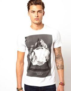 Image 1 ofRiver Island Triangle T-Shirt