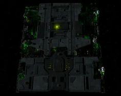 Borg Class-4 Tactical Cube