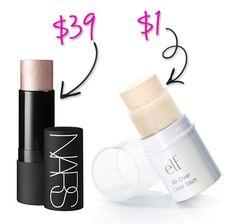 Splurge vs Steal: ELF Makeup Dupes You Cant Resist