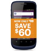 Looking for an easy-to-use smartphone? The 3G ZTE Origin smartphone keeps you connected with friends on email, SMS, and your favorite social networks. Add your favorite apps, take and share photos and videos, play games, surf the web, and more. This offer ends December 31—go to solavei.com to get your ZTE Origin for $99 with new enrollment and Solavei Mobile Service activation, and your first month of service and SIM card FREE!