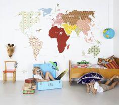Kinderkamer (verre toekomst)