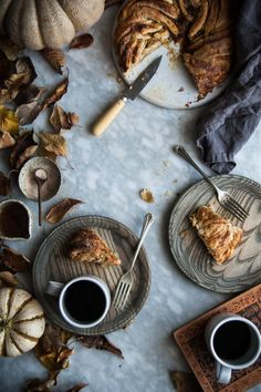 Try this Pumpkin Caramel Puff Pastry Twist recipe for a sweet breakfast treat