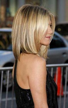 coupe de cheveux mi long femme 2015 balayage blond