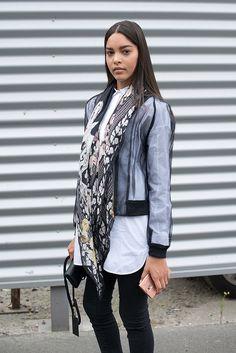 Fashionable Ways to Style a Button-Down Shirt | POPSUGAR Fashion waysify