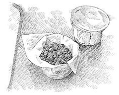 Berries are prone to growing mold and rotting quickly. To keep mold at bay, rinse berries in a mild vinegar solution (1 part vinegar to 3 parts water) before drying them and storing them in a paper towel–lined airtight container.