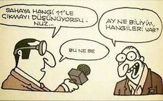 Gülme İsteğinizi Allahuekber Dağlarına Çıkartacak Birbirinden Komik ve Yeni Karikatürler
