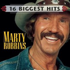 Marty Robbins... Martin David Robinson (September 26, 1925 – December 8, 1982), known professionally as Marty Robbins, was an American singer, songwriter, and multi-instrumentalist. One of the most popular and successful country and Western singers of his era, for most of his nearly four-decade career, Robbins was rarely far from the country music charts, and several of his songs also became pop hits.