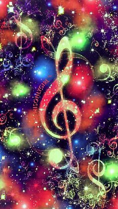 Treble Clef Iphone Wallpaper Music Wallpaper Galaxy Phone Wallpaper Phone Backgrounds Wallpaper