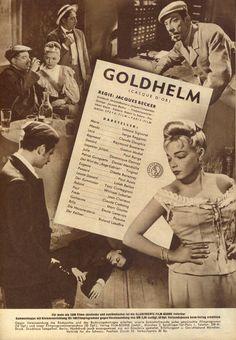 Filmprogramme: Goldhelm. Illustrierte Film-Bühne Nr 1706