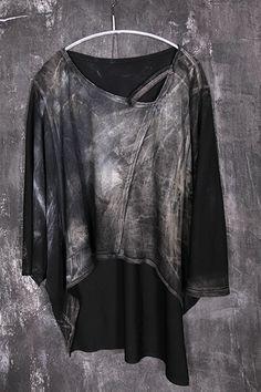 Aproximat by Tatiana Palnitska - Art to Wear Originals - tops