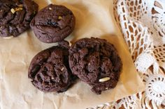 No Empty Fridge: Vegan Espresso Chocolate Chunk Cookies Chocolate Chunk Cookies, Espresso, Biscuits, Vegan, Recipe Ideas, Empty, Sweet, Desserts, Recipes