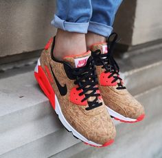 NIKE | Air Max 90 Anniversary Pack | Cork