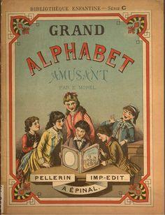 Grand Alphabet Amusant (Morel)