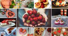 Hľadáš nápady na recepty s jahodami? U nás ich nájdeš rovno 12 pokope. Domácu zmrzlinu, raňajky, obed, desiatu či zákusok.
